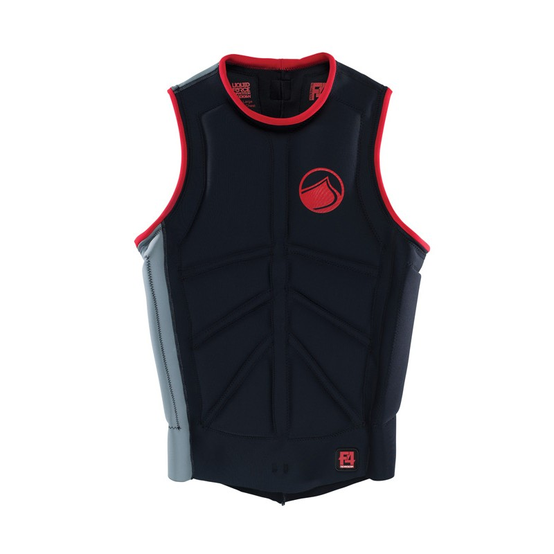 Vest Liquid Force Cardigan Comp 2015