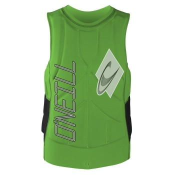 Gooru Tech Comp Vest O'Neill Green
