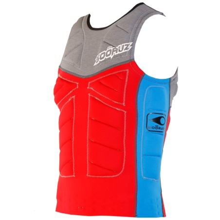 Soöruz Wakevest Réversible 2/1 Kev Red