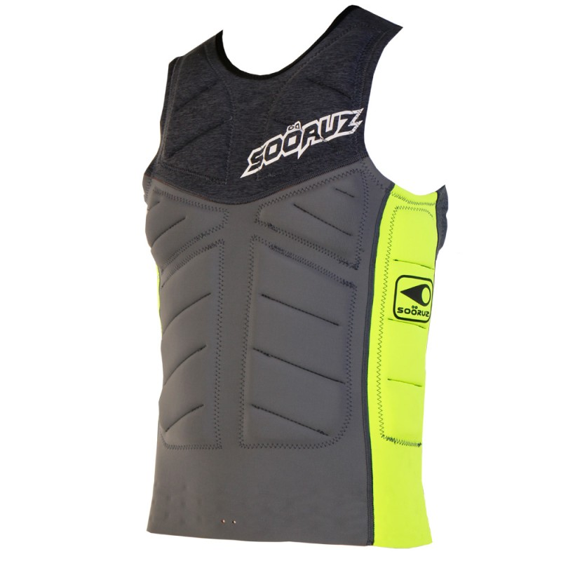 Soöruz Wakevest Réversible 2/1 Kev Grey