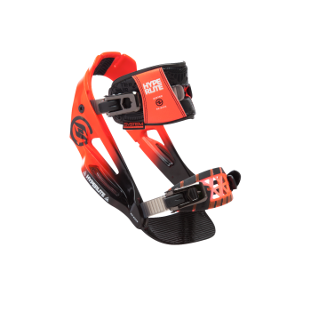Chausses Hyperlite System Lowback Red 2016