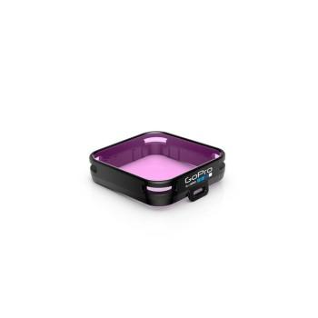 Go Pro Filtre de plongée magenta (pour boîtier standard + Blackout)