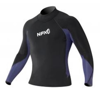 NPX Cult Top 1mm Black/Purple