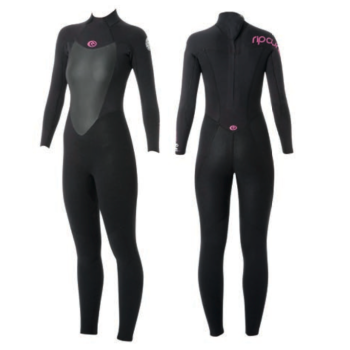 Combinaison Rip Curl Omega WMNS 5/3 GB Back Zip 2016