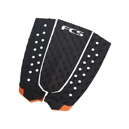 Pad surf FCS T3 Black/Orange