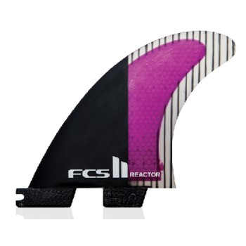 Ailerons surf FCS Reactor Carbon Thruster Medium