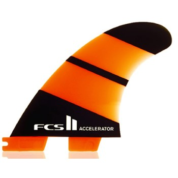Ailerons surf FCS Accelerator NEO glass Thruster Medium