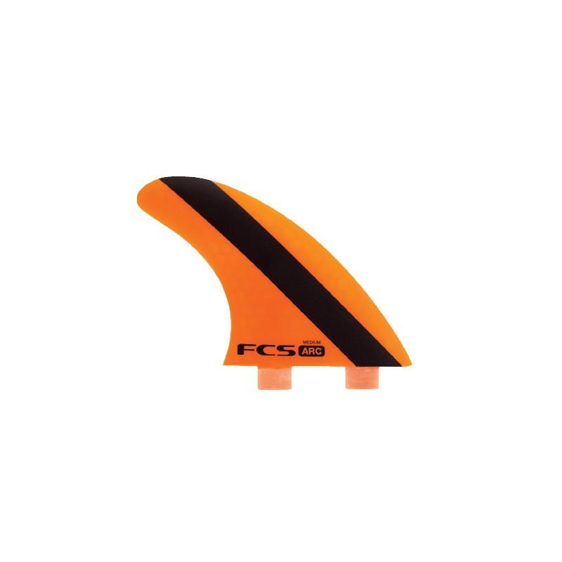 Ailerons surf FCS ARC PC medium