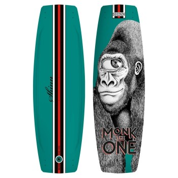 Planche Kitesurf Shinn Monk The One, Nue