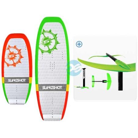 Pack Foil Slingshot - Hover Glide NF2 - Dwarfcraft