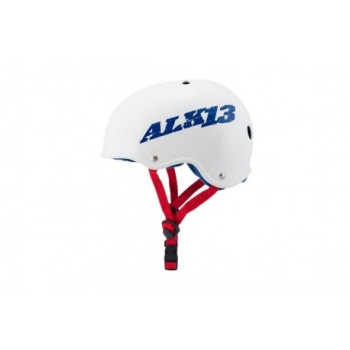 Casque ALK13 H2O+ White / Blue Logo