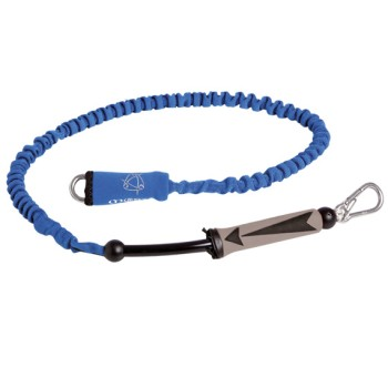 Mystic Handlepass Leash Blue
