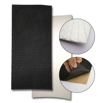 Plaque de pads autocollante