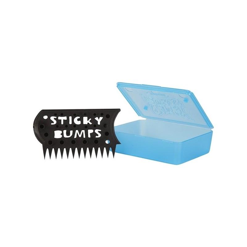 Boite à wax et peigne Sticky Bumps