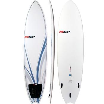 "Planche surf NSP Fish 7'0"""