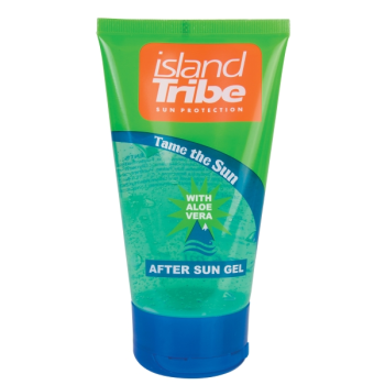 Island Tribe After Sun Gel 125mL