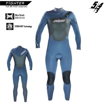 Combinaison Sooruz Fighter 5/4/3mm Front Zip 2016