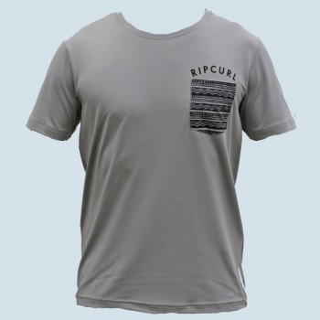 Lycra Rip Curl Surf Tee