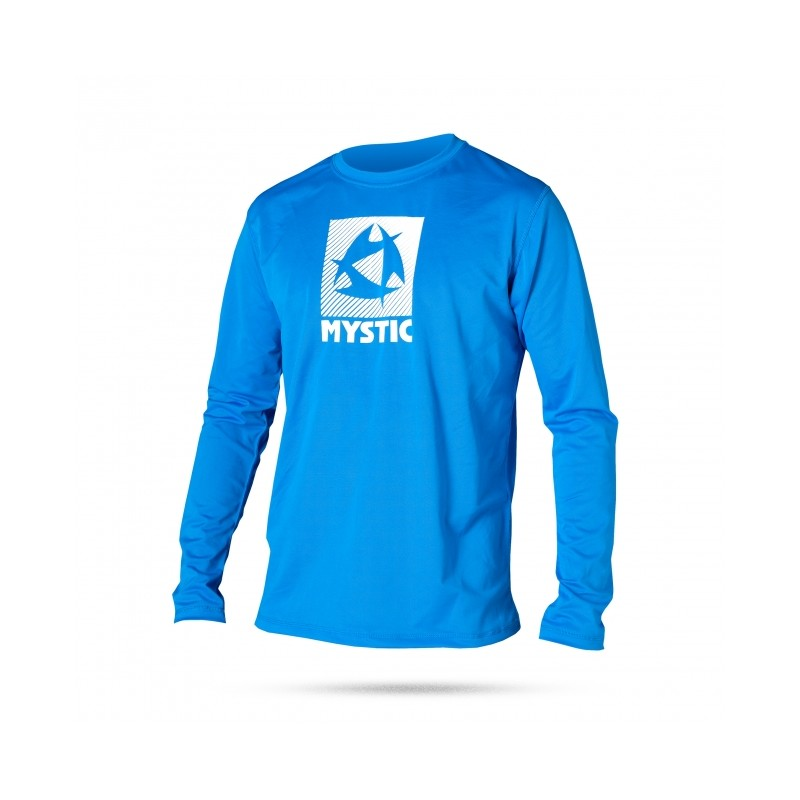Mystic Star Quick Dry L/S Blue 2016