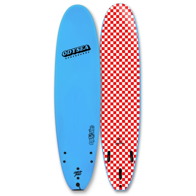 Surf Catch Surf/Odysea LOG 7'0 Bleu/damier rouge