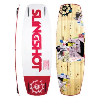 Planche SlingShot Shredtown 2017