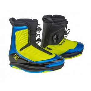 Chausses Ronix One Boot Optic Yellow Anodizes Azure 2016