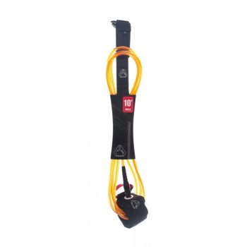 "Leash SUP Massive Apparel 10"" Long Cheville"