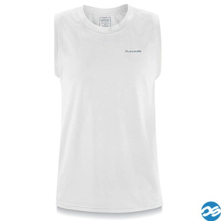 Dakine Waterman Tank White
