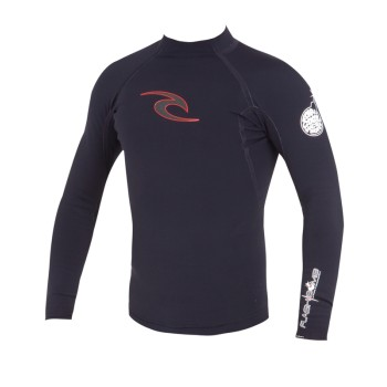 Lycra Top Rip Curl Flashbomb Neo Long Sleeve jacket 0,5mm