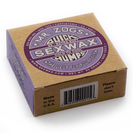 "Wax Surf ""SexWax purple"" 9°/20°C"