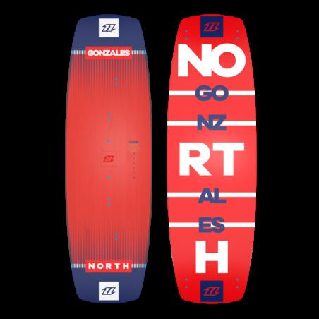Planche North Gonzales 2017, Nue