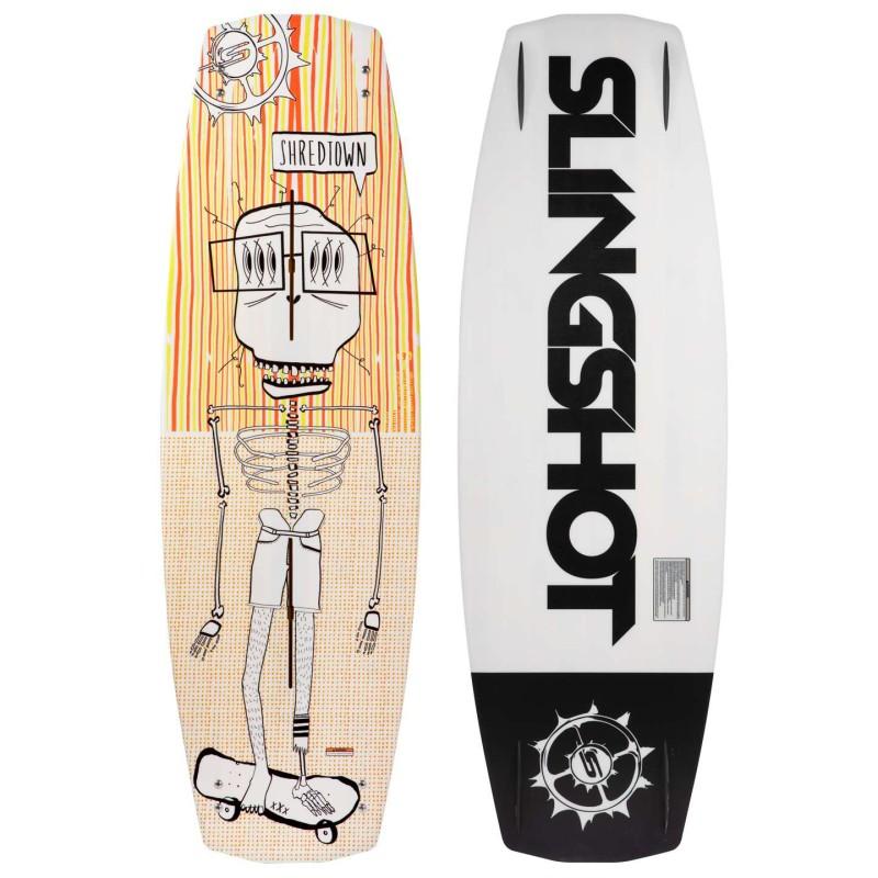 Planche Slingshot Shredtown 2016