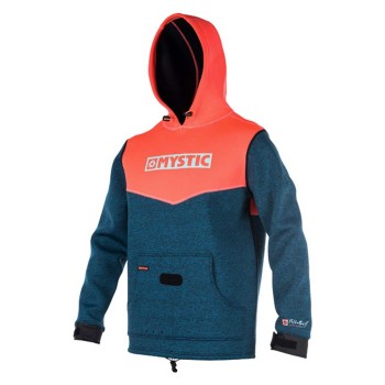Veste Sweat Mystic Voltage Coral 2018