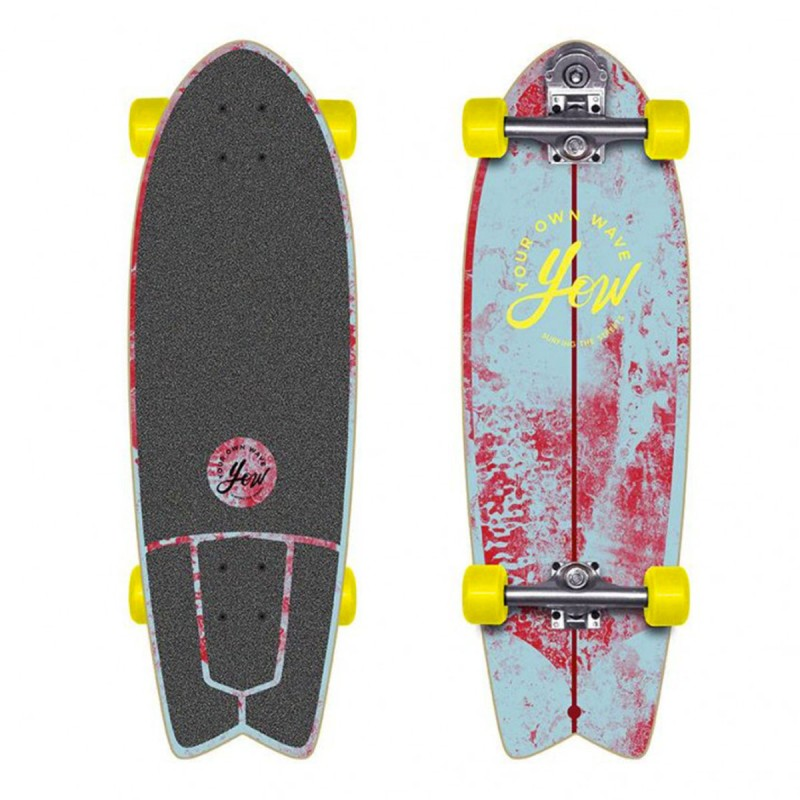Surf skate YOW Cloud Nine Court 30""