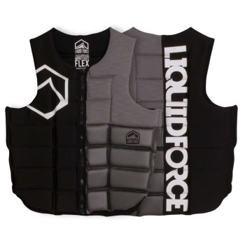 Impact Vest Liquid Force Flex Comp 2017 Black