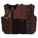 Impact Vest Liquid Force Flex Comp 2017 Brown