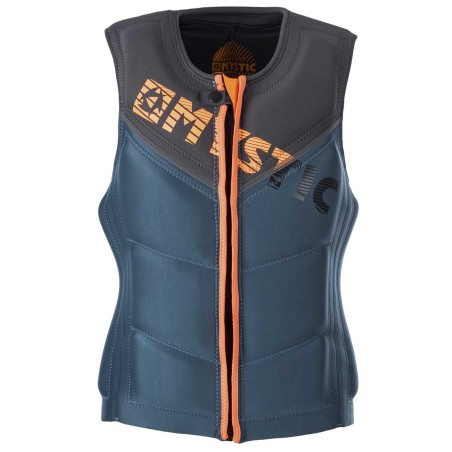 Impact Vest Mystic Star FZip Wake Orange