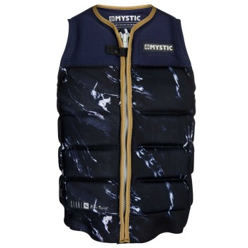 Impact Vest Mystic Stone Front Zip Wake 2017 Orange