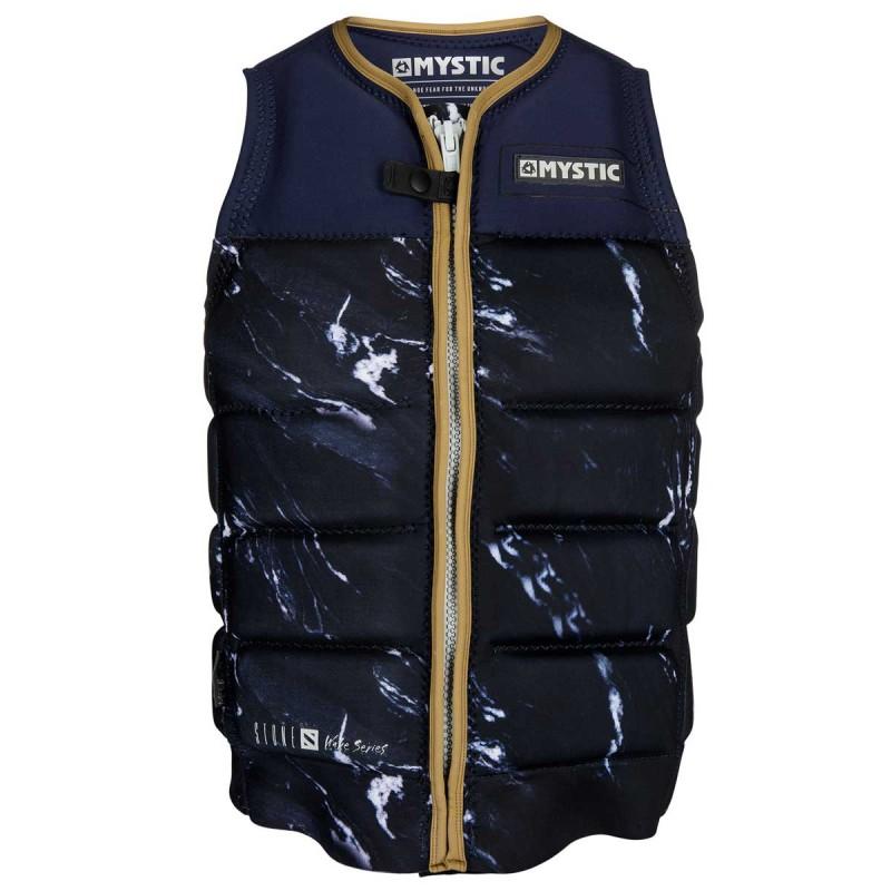 Impact Vest Mystic Stone Front Zip Wake 2017 Orange