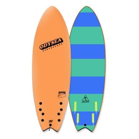 "Planche de Surf Odysea Skipper Quad 5'6"" Pilsener"