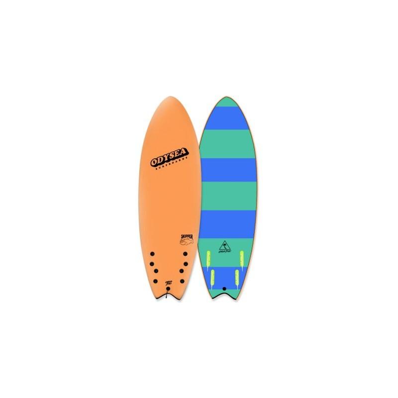 Planche de Surf Odysea Skipper Quad 6'0 Pilsener