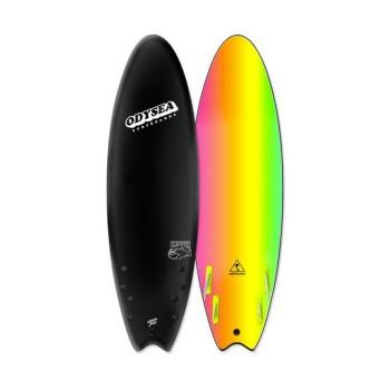 Planche de Surf Odysea Skipper Quad 6'0 Black