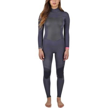 Combinaison Billabong 3/2mm Synergy Back Zip GBS 2017 Black