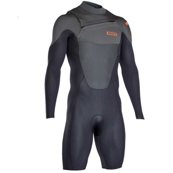 Combinaison Ion Element Shorty Frontzip LS 2,5 2017 Black