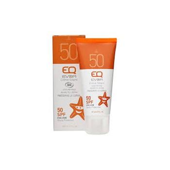 "Crème solaire EQ ""Evoa 50"""