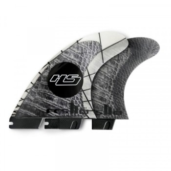 "Ailerons surf FCSII Tri-Quad signature ""Hayden Shape"" Large"