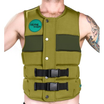Impact vest Ride Engine Shredtown Cypress