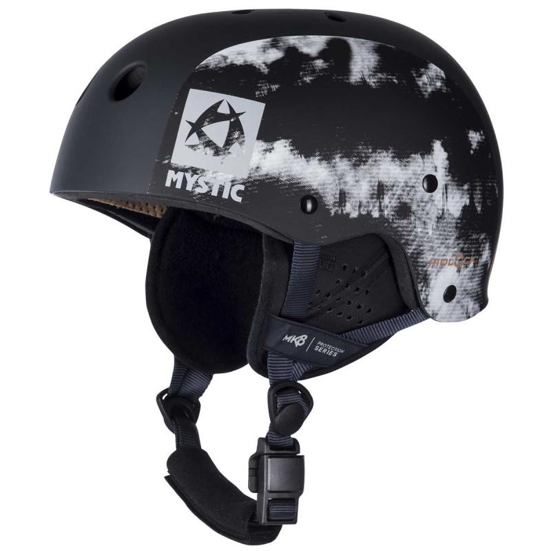Casque Mystic MK8 X Helmet Grey