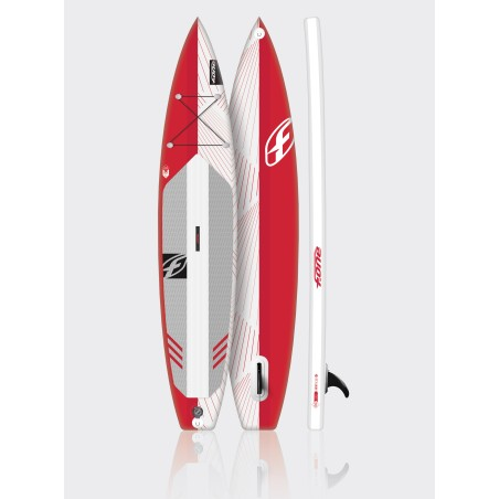 "Stand Up Paddle Gonflable Fone Matira 12'6"" S2 Superstiff 2016"