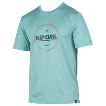 Lycra Rip Curl Search Series Grap UPF50+ SS Surf Aqua